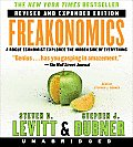 Freakonomics A Rogue Economist Explores the Hidden Side of Everything