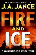 Fire and Ice (Beaumont and Brady Novels) Cover