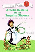 Amelia Bedelia and the Surprise Shower [With CD (Audio)]