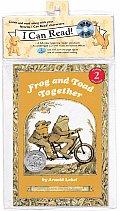 Frog & Toad Together Book & Cd