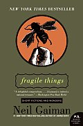 Fragile Things: Short Fictions and Wonders (P.S.) Cover