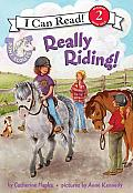 Really Riding! (I Can Read - Level 2)