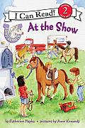 Pony Scouts: At the Show (I Can Read - Level 2)
