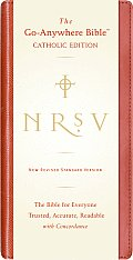 Bible NRSV Catholic Edition Go Anywhere Red