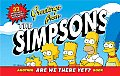 Greetings from the Simpsons Another Are We There Yet Book