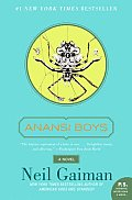 Anansi Boys: A Novel (P.S.) Cover