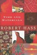 Time and Materials: Poems 1997-2005 Cover