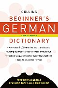 Collins Beginners German Dictionary 3rd Edition