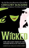 Wicked: The Life and Times of the Wicked Witch of the West (Harper Fiction) Cover