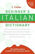 Harper Collins Beginner's Dictionary Italian (2ND 08 Edition)