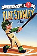 Flat Stanley at Bat (I Can Read - Level 2)