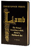 Lamb: The Gospel According to Biff, Christ's Childhood Pal Cover