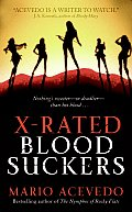 X-Rated Bloodsuckers Cover