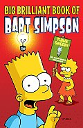 Big Brilliant Book of Bart Simpson (Simpsons) Cover