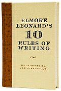 Elmore Leonards 10 Rules Of Writing