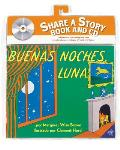 Goodnight Moon Book and CD (Spanish Edition): Buenas Noches, Luna Libro y CD [With CD (Audio)]