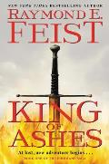 King of Ashes War of the Five Crowns Book 1