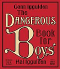 The Dangerous Book for Boys (Abridged) Cover