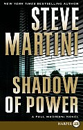 Shadow of Power (Large Print) (Paul Madriani Novels) Cover