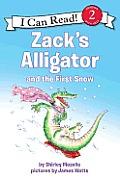 Zacks Alligator & the First Snow