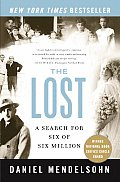 The Lost: A Search for Six of Six Million (Large Print)