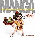 The Monster Book of Manga: Girls