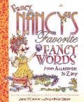 Fancy Nancys Favorite Fancy Words From Accessories to Zany