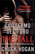 The Fall (Strain Trilogy #2) Cover