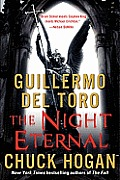 The Night Eternal: Book Three of the Strain Trilogy Cover