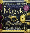 Septimus Heap Book One: Magyk Low Price CD Cover