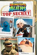 Monsters Vs Aliens Top Secret
