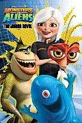 Monsters Vs Aliens The Junior Novel