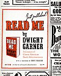 Read Me: A Century of Classic American Book Advertisements Cover