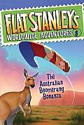 Flat Stanley's Worldwide Adventures #08: Flat Stanley's Worldwide Adventures #8: The Australian Boomerang Bonanza Cover