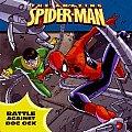 Spider Man Battle Against Doc Ock