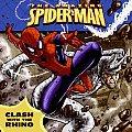 Amazing Spider Man Clash with the Rhino