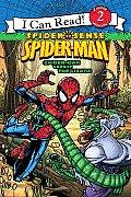 Spider Man Versus The Lizard