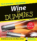Wine for Dummies (For Dummies)