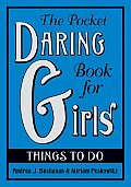 The Pocket Daring Book for Girls: Things to Do Cover
