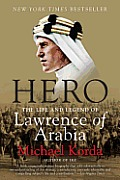 Hero: The Life and Legend of Lawrence of Arabia Cover