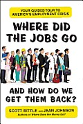 Where Did the Jobs Go & How Do We Get Them Back