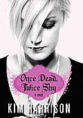 Madison Avery 01 Once Dead Twice Shy - Signed Edition