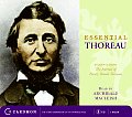 Essential Thoreau CD Essential Thoreau CD: Excerpts from the Journal of Henry David Thoreau Excerpts from the Journal of Henry David Thoreau (Abridged) Cover