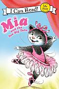 MIA and the Too Big Tutu (My First I Can Read - Level Pre1)
