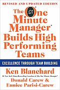 One Minute Manager Builds High Performing Teams New & Revised Edition