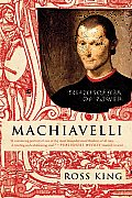 Machiavelli: Philosopher of Power (Eminent Lives) Cover