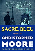 Sacre Bleu: A Comedy D'Art Cover