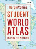 Student World Atlas: Changing Your Worldview Cover