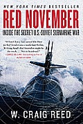 Red November Inside the Secret U S Soviet Submarine War