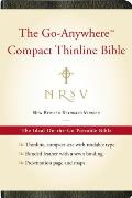 Go-Anywhere Compact Thinline Bible-NRSV